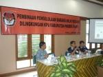 Sekretaris KPU dan Narasumber dari KPKNL Jember