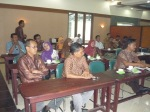 Para peserta pembinaan pengelolaan dan penatausahaan BMN